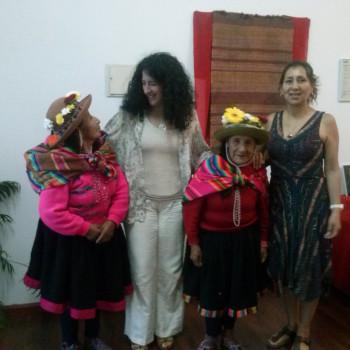 Visita CHAMANAS Perú