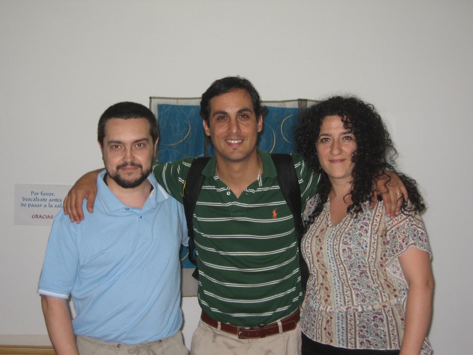 Visita RICARDO GONZALEZ