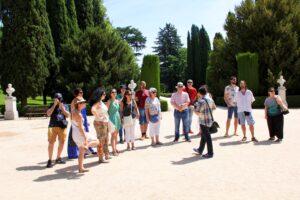 Parque del Capricho II. Visitas guiadas Madrid mágico